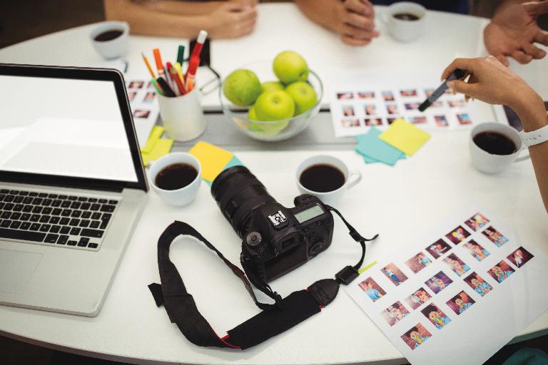Marketing digital Equipo de trabajo