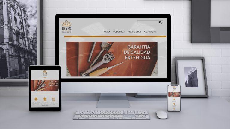 Reyes web